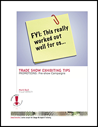 Trade Show Exhibiting Tips - White paper - Visual Impact Systems
